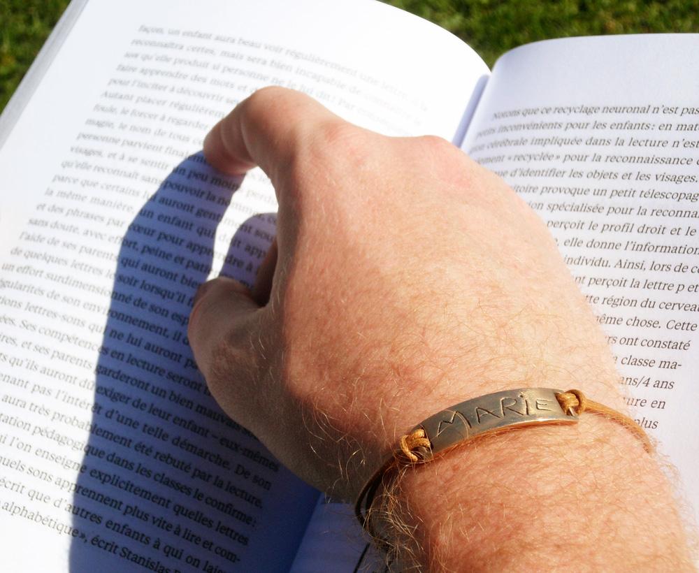 Bracelet sur-mesure