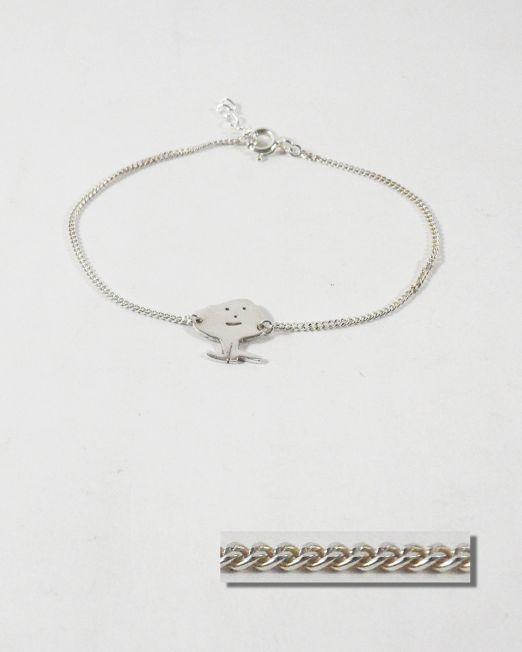 bracelet-enfant-argent-dessin-kidsart-bijoux
